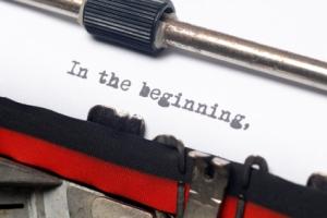 Start writing today